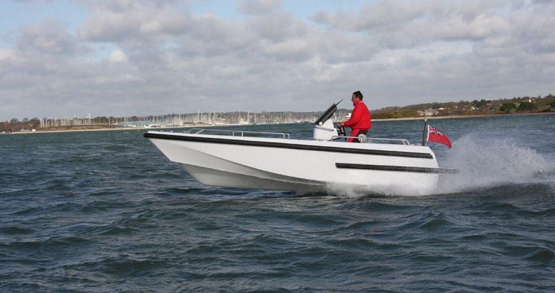 Compass Tenders workboat 6.4m