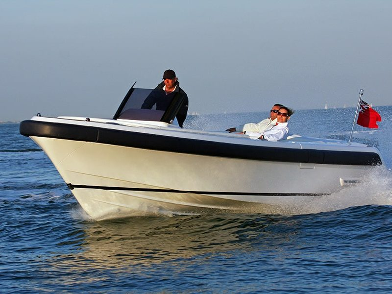 Compass Tenders 8m pestifer owners launch
