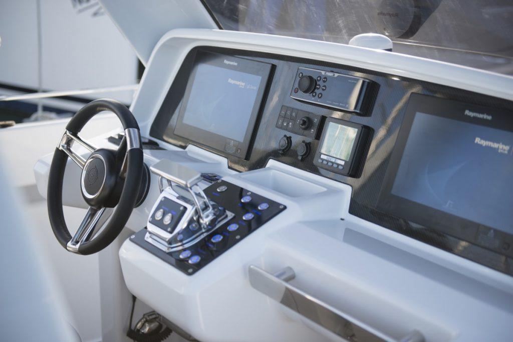 Compass Tenders controls of tender