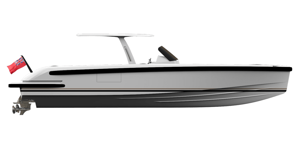 Compass Tenders 710 side profile
