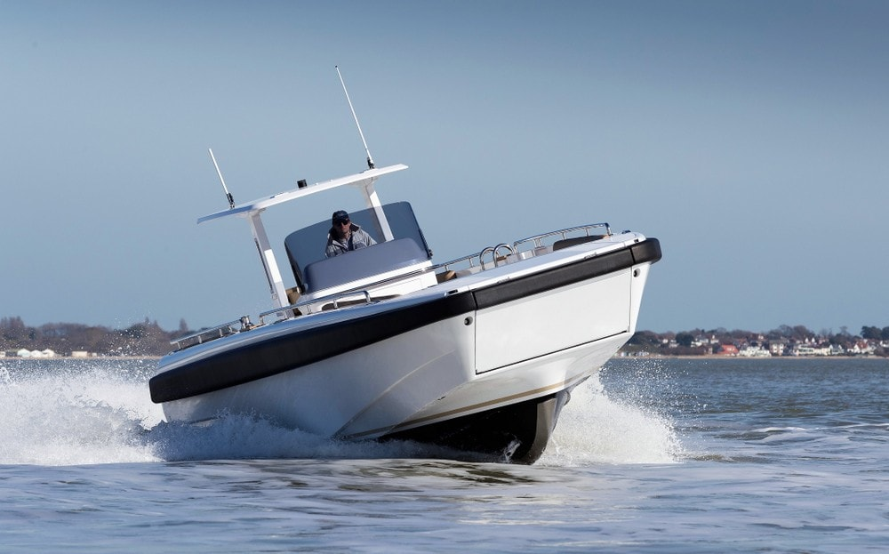 Compass Tenders superyacht support boat