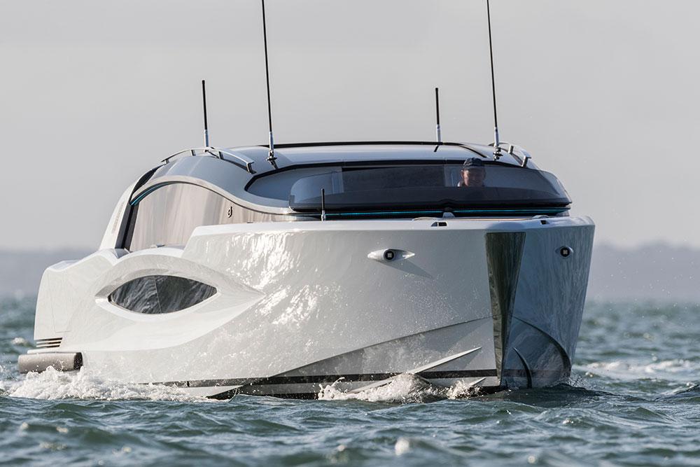 Compass Tenders superyacht