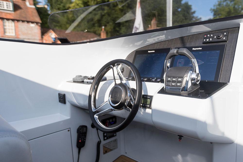 Compass Tenders control design