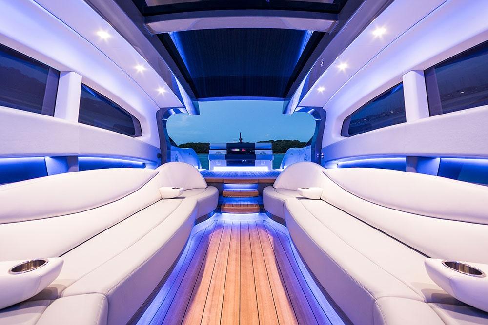 Compass Tenders interior design
