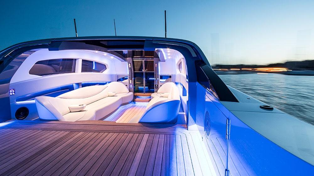Compass Tenders luxury motoryacht