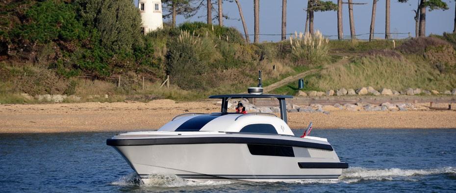 Compass Tenders open tender for Ocean Victory superyacht