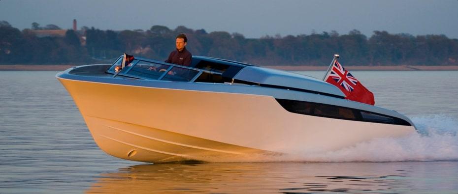 Superyacht Tango Compass Tenders limousine tender