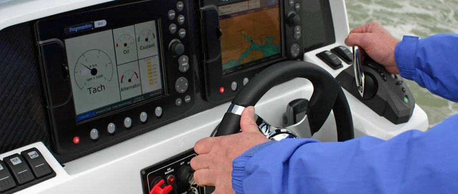 Compass Tenders d rib controls carbon