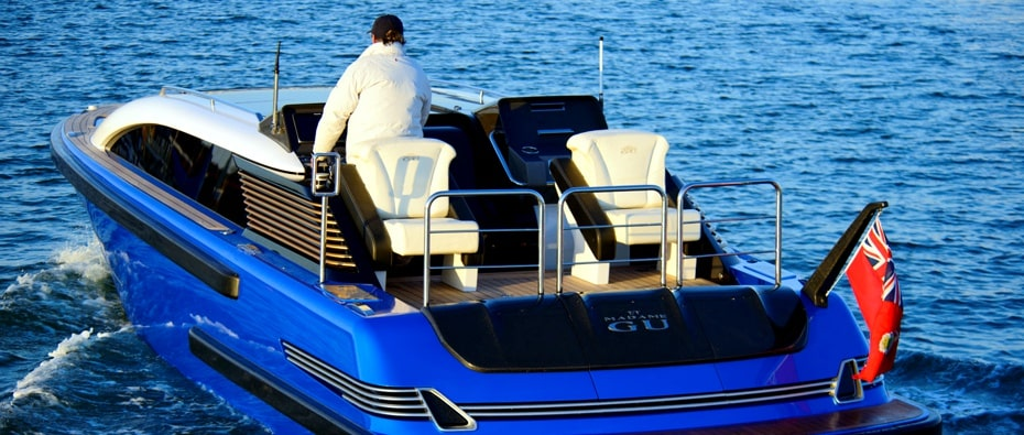 back of a tender - Compass Tenders