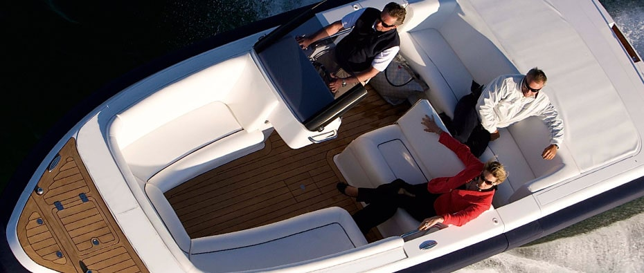 Compass Tenders yacht design and build
