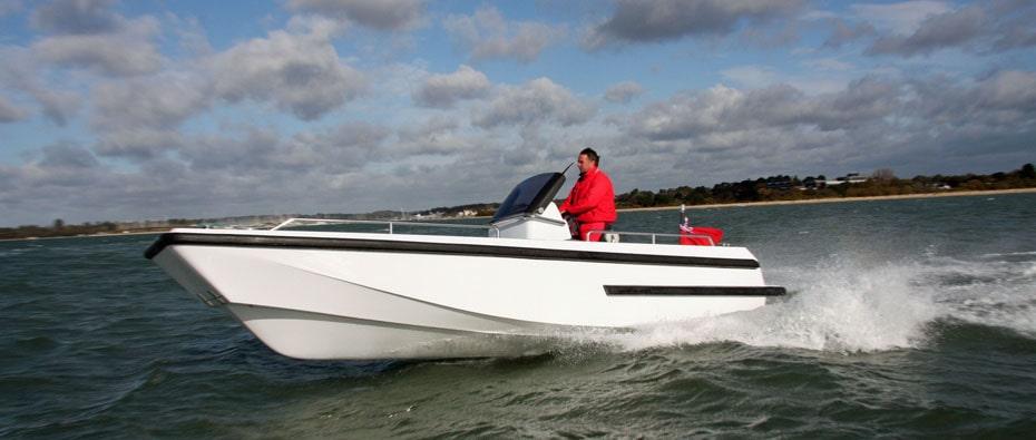 Compass Tenders workboat profile