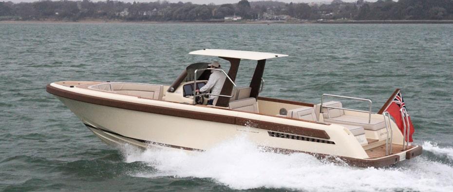 Compass Tenders 9m tender for superyacht Dilbar
