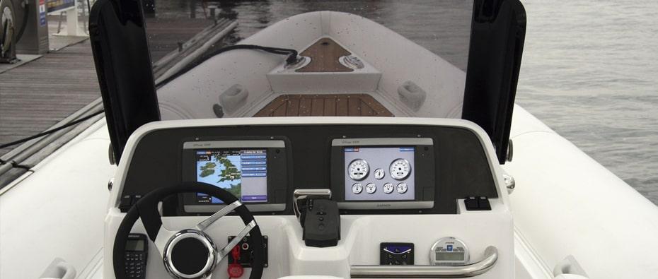 Compass Tenders tender controls
