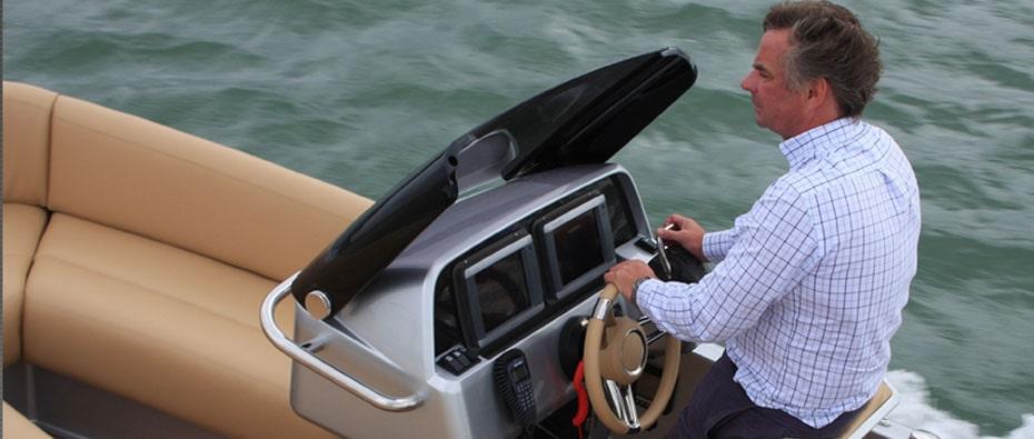 Compass Tenders 7m drib driving