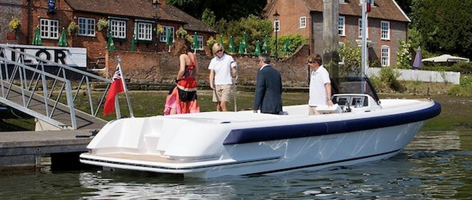 Compass Tenders luxury lifestyle