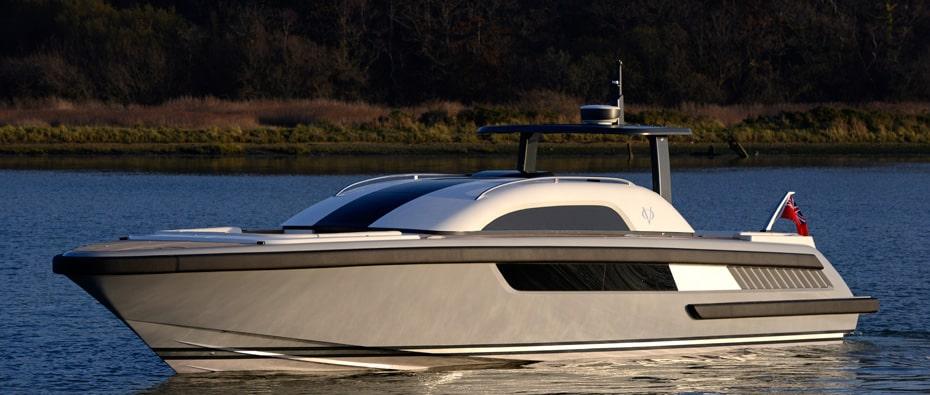 Compass Tenders Ocean Victory superyacht