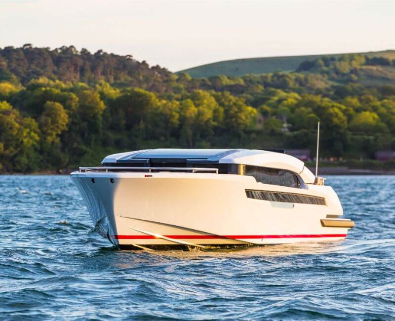 Compass Tenders fastest limo tender