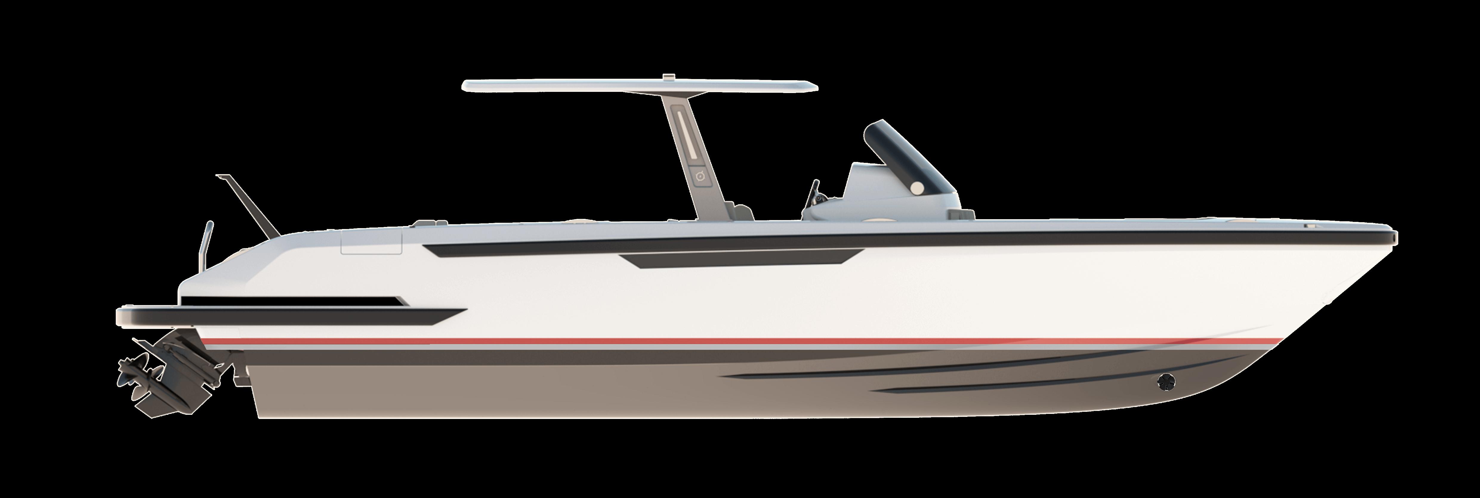 Compass Tenders limo tender yot profile