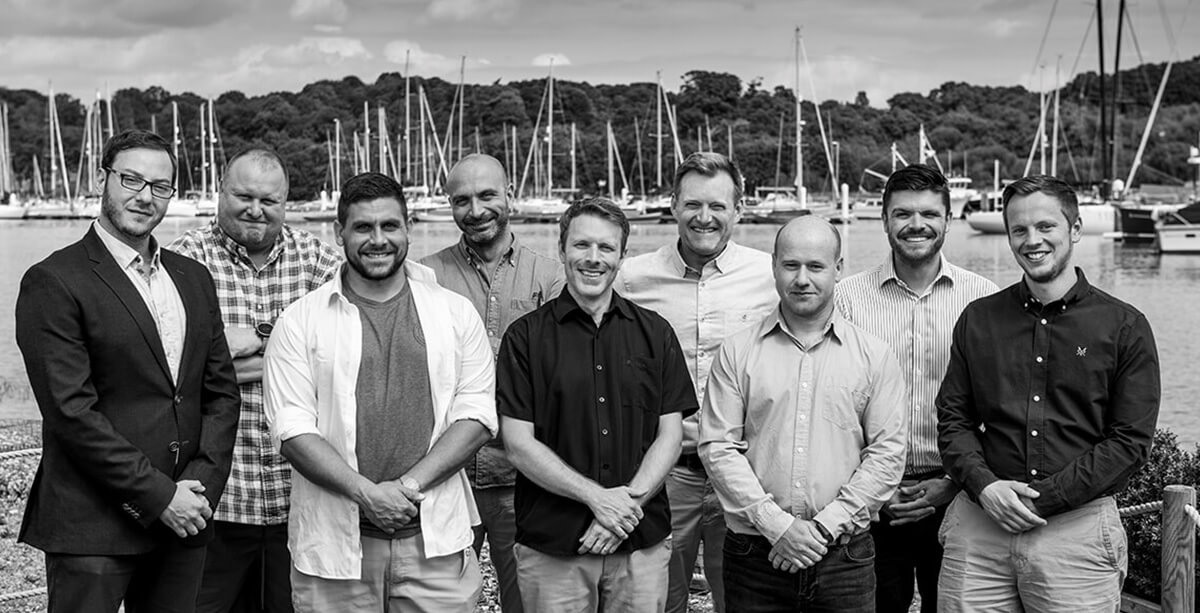 About Compass Tenders - design team
