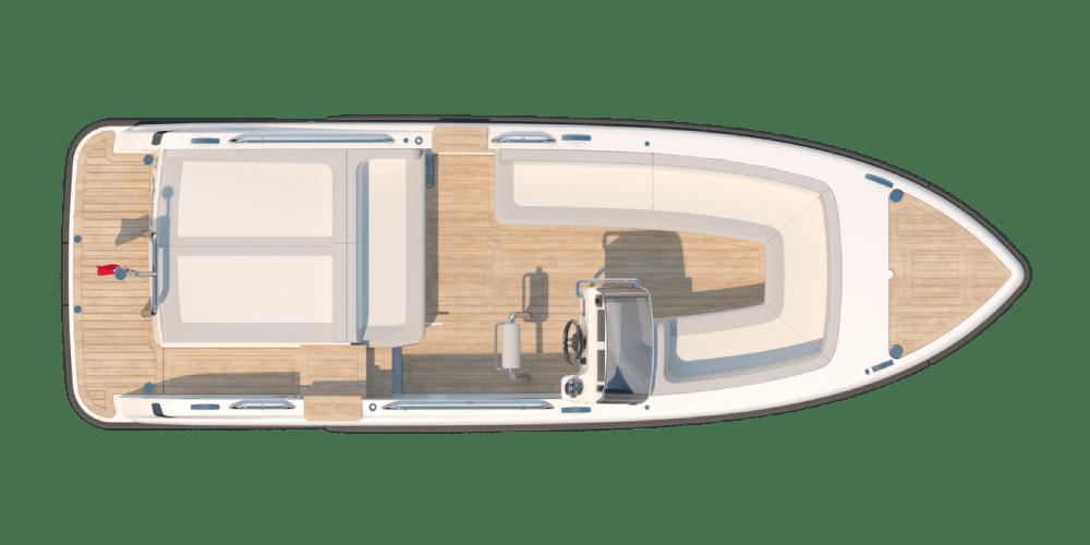 Compass Tenders 9m limo tender tt soaring plan