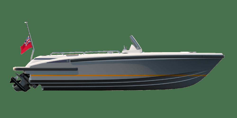 Compass Tenders 9m limo tender tt soaring profile