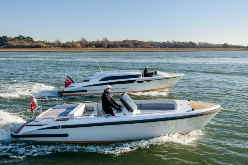 Compass Tenders open tender and limousine