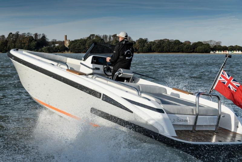 Compass Tenders open tender for Abeking Rasmussen superyacht