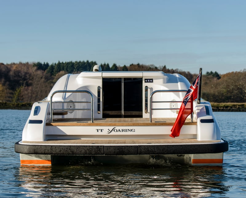 Compass Tenders limo tender 9m