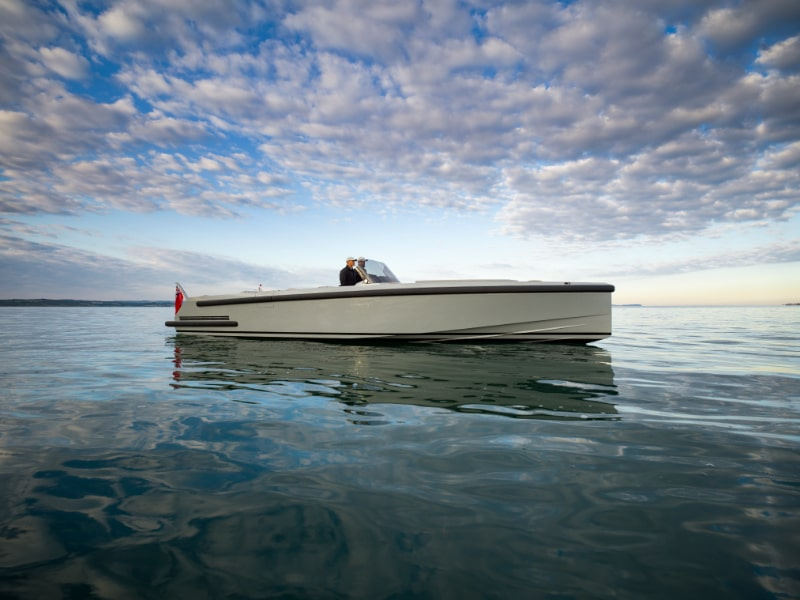 chaseboat tender