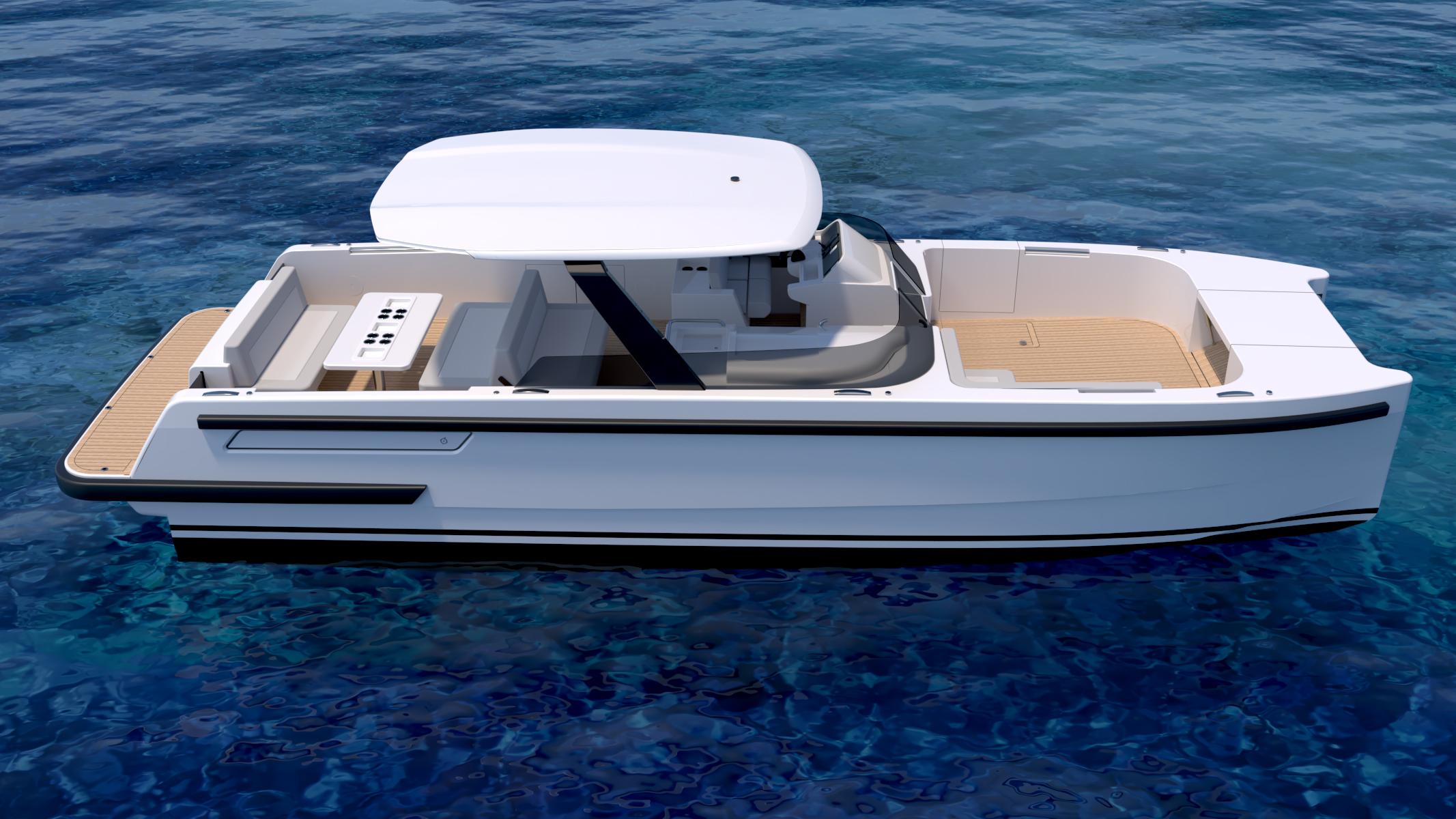 Compass Catamaran tender
